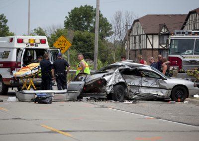 Drunk Driver Accident: $935,000.00 Settlement